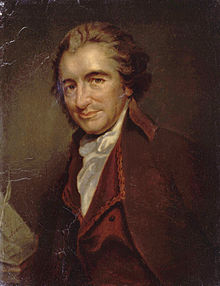 Thomas Paine (1737 - 1809)