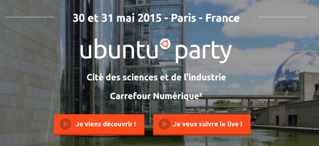 Ubuntu Party 2015