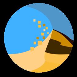 Le logo de Duniter