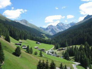 Suisse Canton des Grisons (wikipedia)