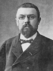 Henri Poincaré (1854 - 1912)