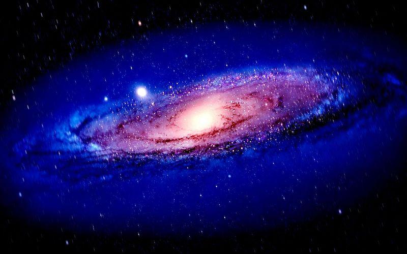 Galaxie (wikimedia)
